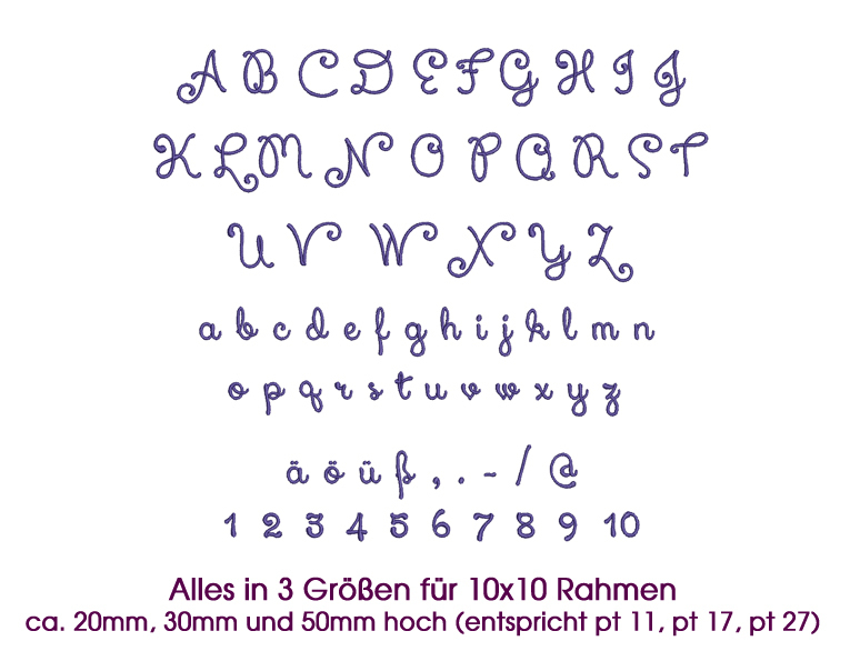 Free Colored Alphabet Letters