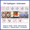 ITH panholder embroidery