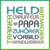 textboards dad hero embroidery