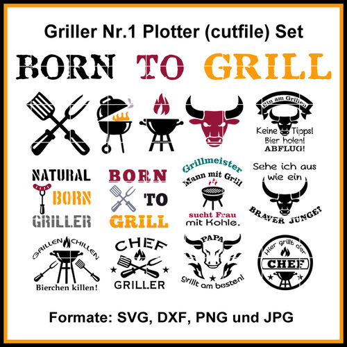 "Cut-file ""Barbecue"" phrases"