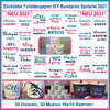 Embroidery files set no. 44 Toilet Paper Cloth Rolls Bandaroles